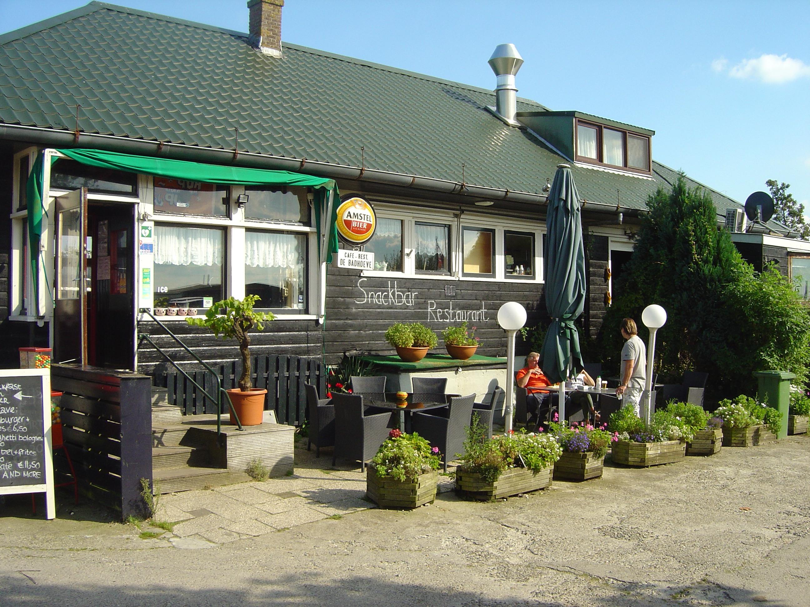 Voorzieningen_Restaurant
